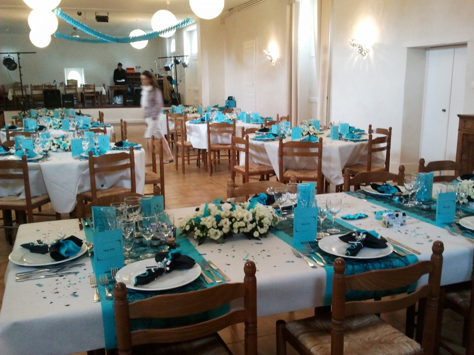 Tables mariage disposition images for Table 20 personnes